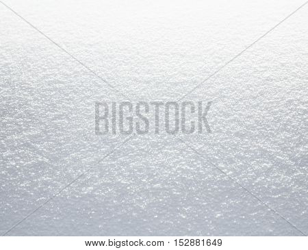 White snow texture - Winter material background