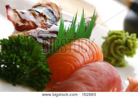 Sushi Series - Nigiri Sushi
