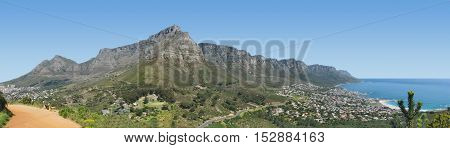 Table Mountain, Cape Town, South Africa 11ssa