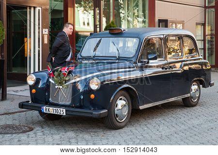 Austin Fx4 Taxicab