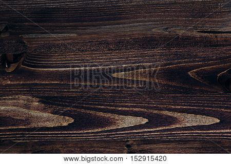 Old wood brown background. Wooden vintage texture.