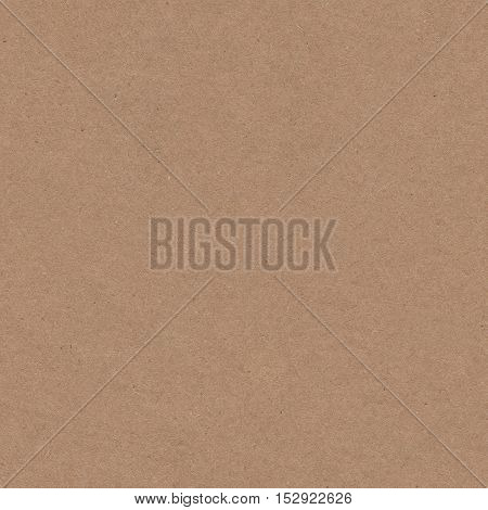 Seamless kraft paper texture, recycled paper vintage style