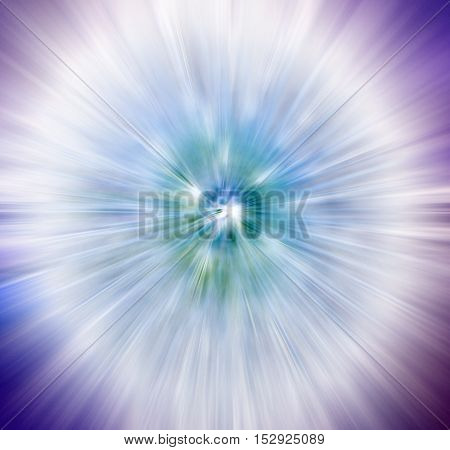 Positive background in bright colors. Blur.Rays. Shine. Flower. Abstraction. Motion. Celebration.