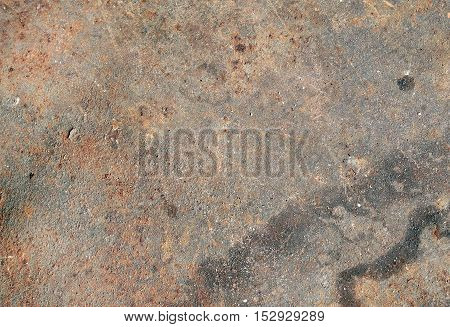 old Rust metal texture background