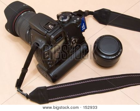 Unbranded Digital Xt Dslr Camera