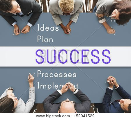 Methods Support Plan Process Ideas Performance Concept