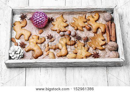 Homemade Cookies For Christmas