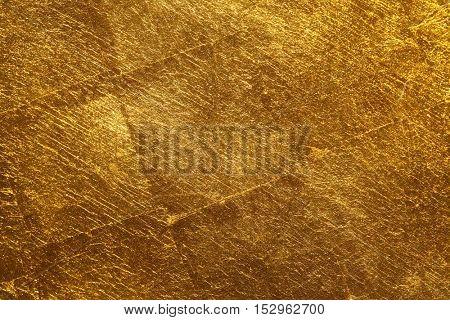 golden texture.