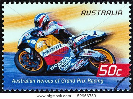 AUSTRALIA - CIRCA 2004: A stamp printed in Australia from the
