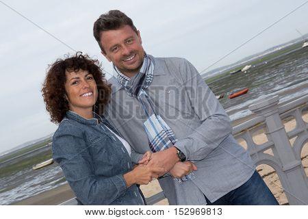 Couple In Love Outdoor.stunning Sensual Outdoor Portrait