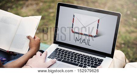 Mail Communication Letters Message Post Concept