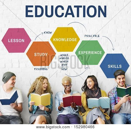 Education Knowledge Studying Learning Intelligence Concept