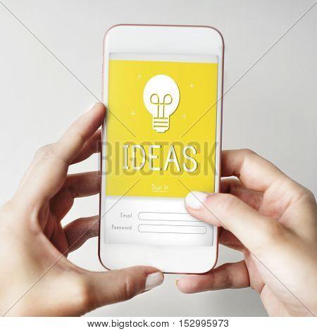 Ideas Creativity Design Innovation Concept
