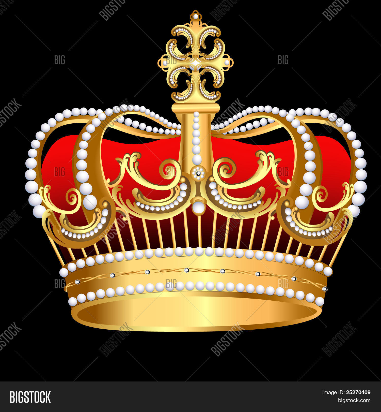 Борода с короной как сделать