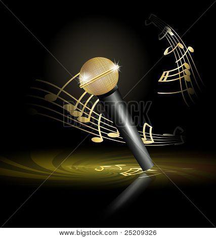 Goldene Mikrofon