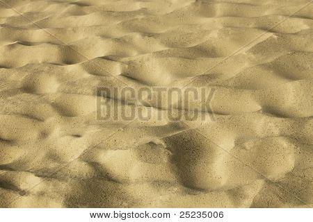 Wavy Yellow Sand