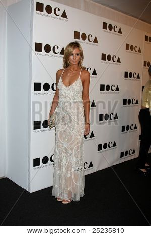 LOS ANGELES - NOV 12:  Lady VIctoria Hervey arrives at the MOCA Gala 2012 at MOCA on November 12, 2011 in Los Angeles, CA