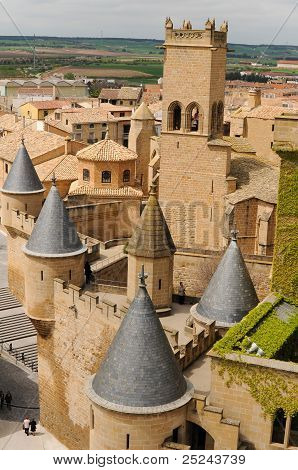 Royal Palace of Olite, Spain