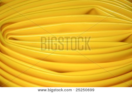 yellow tube