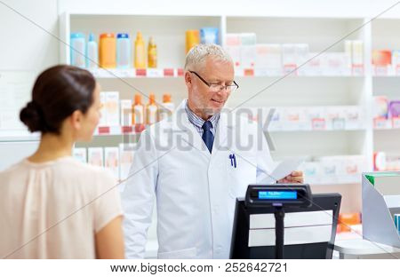 medicine healthcare and people concept