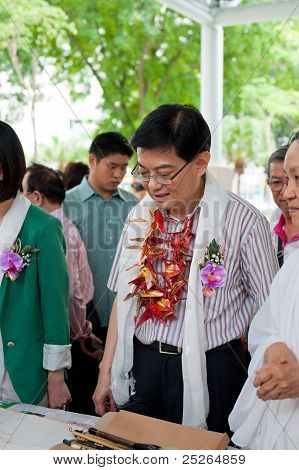 Minister Heng Swee Kiat