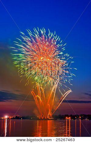 celebratory  Firework