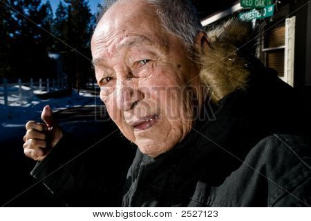 Grandpa The Hitchhiker - People Series