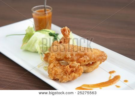 Fine Dining Malay Comfort Food Called Rojak Pasambur