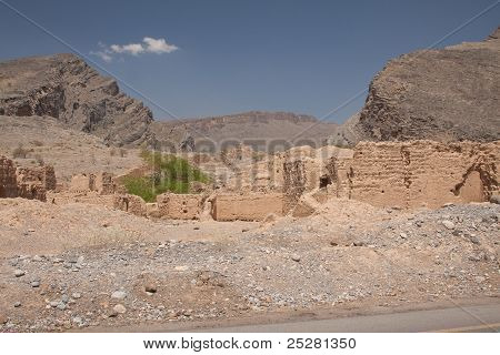 Desolate Village