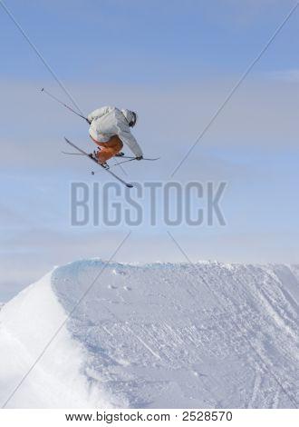 Ski Jump Spin