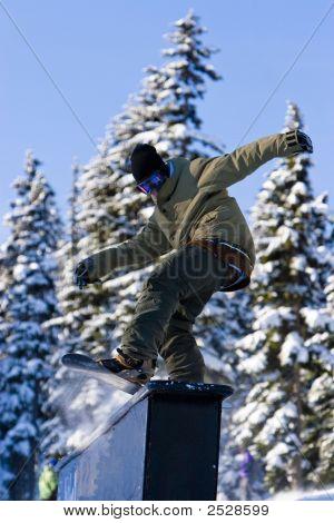 Snowboard Slide