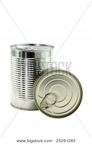 Food Aluminum Can