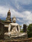 Sukhothai Historical Park Thailand poster