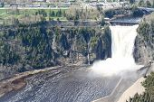 picture of paysage  - waterfall landscape nature water paysage chute d - JPG
