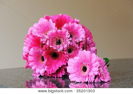 Brides Pink Flowers