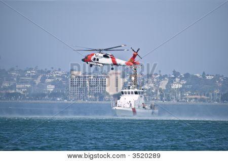 Coast Gaurd Rescue