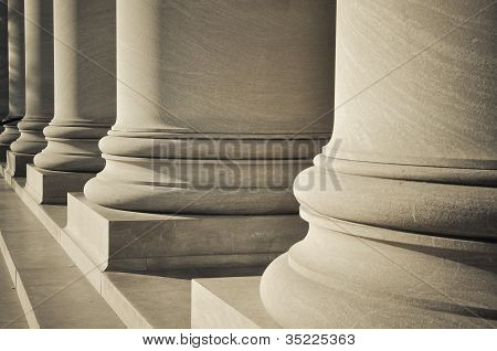Foundation Pillars