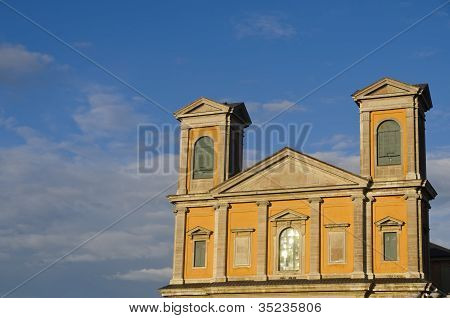 Karlskrona Cathedral
