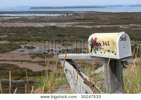 Nb Rural Mailbox By Ocean