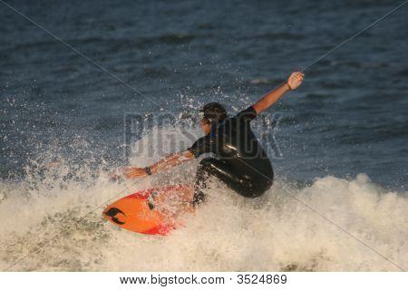 Pro Surfer