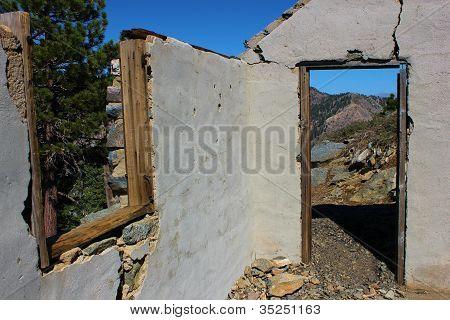 Edifício desmoronou