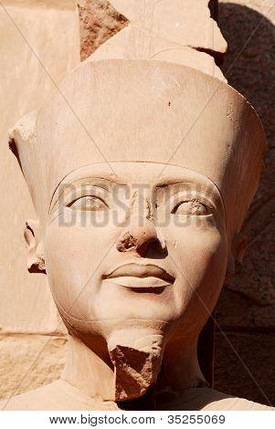 Egyptian Queen Hatshepsut