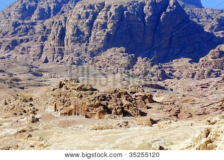 Petra, rock city of Jordan