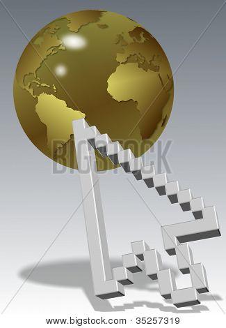 Cursor And World