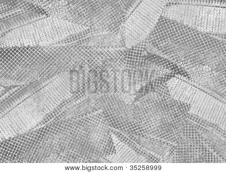 Abstract Gray Grunge Texture