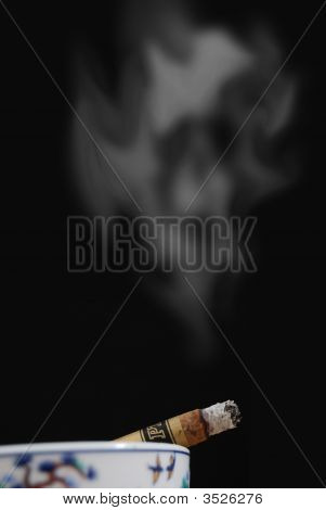 Cigar And Devil