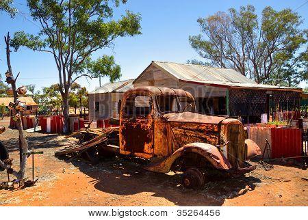 Gwalia, Gold mining Ghost Town Western Australia