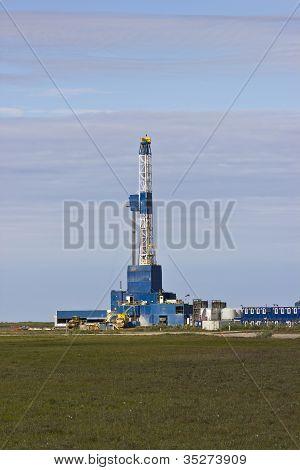 Artic Drilling Rig