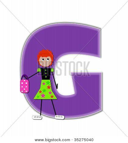 Alphabet Diva G