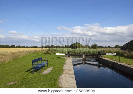 Tranquil Waterway